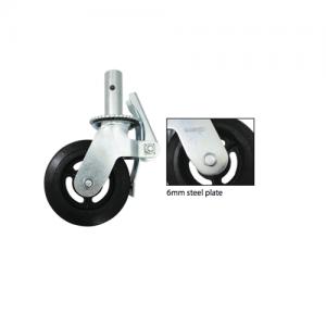 SCaFFOLDING CaSter – SWIVeL 鹰架脚轮-活动刹车轮 (with lock)